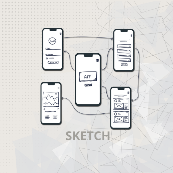 loadserv Mobile Development Sketch