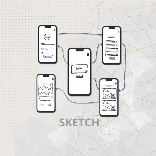 loadserv Mobile Development Sketch